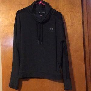Under armour ladies sweatshirt size XL like NEW